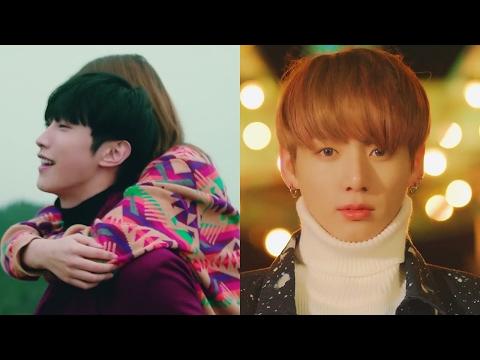 BTS (방탄소년단) & B1A4 (비원에이포) - A Lie/Spring Day (MashUp)