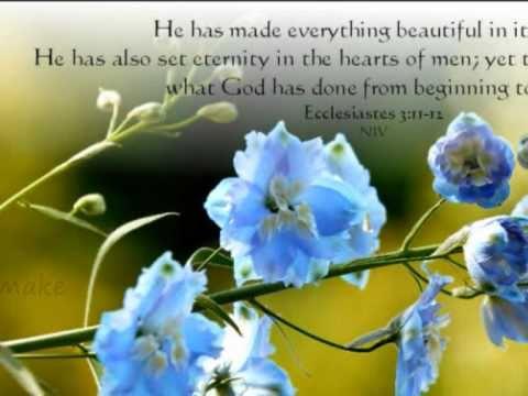 Rebecca St. James - You make everything beautiful