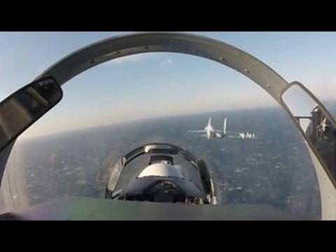 Новейшие истребители Су-35С заступили на боевое дежурство на Дальнем Востоке