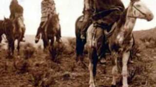 Native American - (On Horse Back) All Tribes