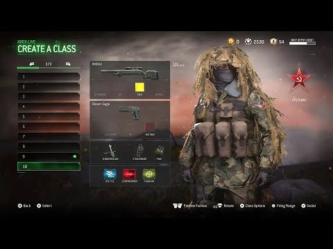 MW REMASTERED BEST CUSTOM CLASS TUTORIAL! (MWR Best Class Guide and Tutorial)