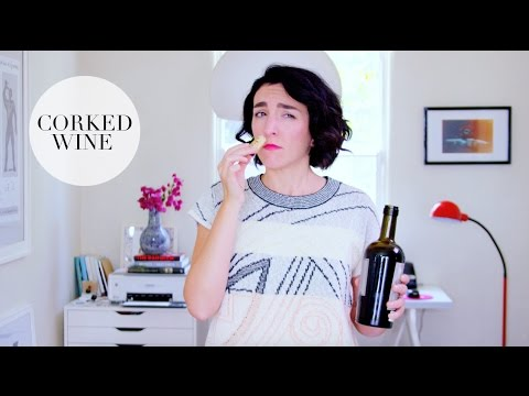 wine article What is Corked Wine  Whitney A
