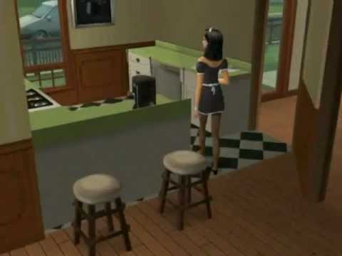 Sadie the Cleaning Lady (Sims 2)