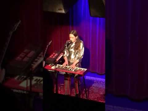 Alice Boman - Waiting - Fasching - Stockholm - 2018-02-21