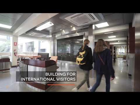 Infrastructure - University of Lima