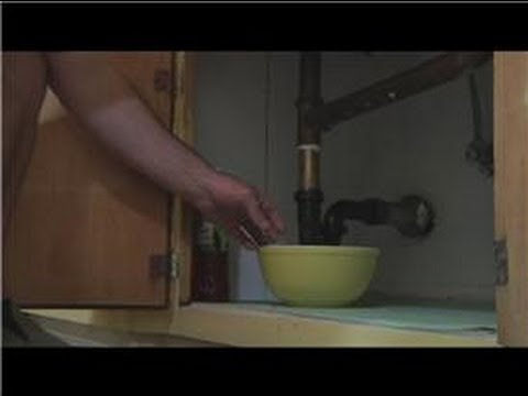 Great Plumbing Advice: Bathroom U0026 Kitchen : Clogged Sink Drain Home Remedy    YouTube