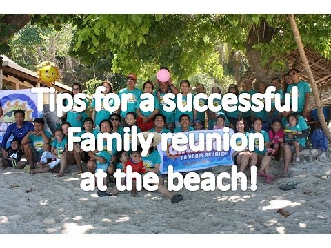 VLOG #4 Throwback ROMBLON (April 2016):Tips for a successful family reunion at the beach