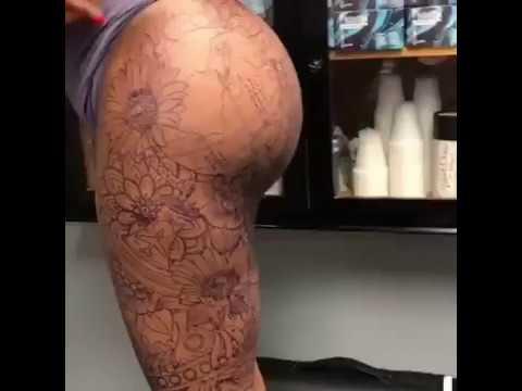 inked magazine now that s a tattoo josephhaefstattooer youtube