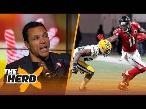 Tony Gonzalez explains why he is impressed with the Falcons and Chiefs after Week 2 wins | THE HERD