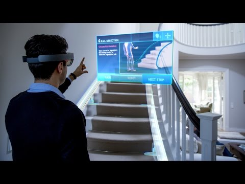 Microsoft HoloLens: Partner Spotlight with thyssenkrupp
