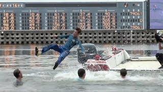 【とこなめSGオーシャンカップ】河村了 地元とこなめで歓喜の水神祭