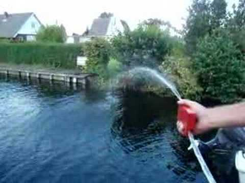 Invention 123 Stop Fire - changes faucet-tap into firehose - YouTube