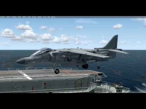 EdAv - Módulo Shipboard - Carrier Qualification