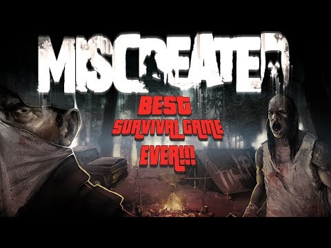 MISCREATED! - BEST SURVIVAL GAME EVER!? - WE MAKE A FRIEND! (GERALD)