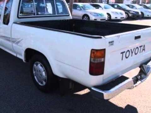 Toyota Of North Charleston Sc >> 1994 Toyota 2WD Pickups Std Bed DX 5-Spd Truck - North Charleston, SC - YouTube