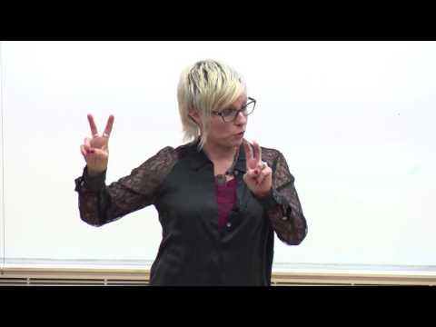 Sex Week 2016 Keynote Lecture by Amy Jo Goddard