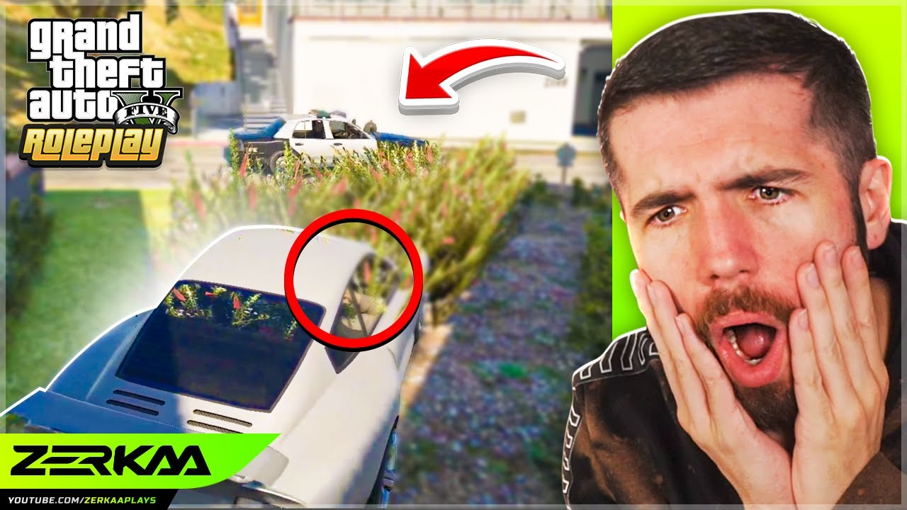 You WON'T Believe This Escape Worked in GTA 5 RP!