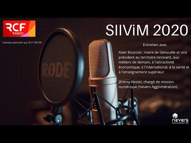 SIIViM 2020 : Entretien avec Alain Bourcier et Jérémy Nestel.
