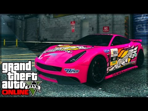 "GTA 5 MASSACRO NEW ""RACECAR Dewbauchee Massacro"" Car ..."