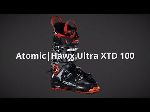 the best attitude f8d9a 153ec 2019 Atomic Hawx Ultra XTD 100 Men's Boot Overview by SkisDotCom