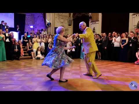Dance Boogie Woogie Rockabilly-Jive Nellia & Dietmar    danceschool horn