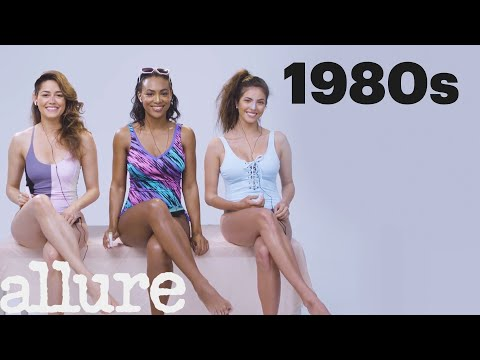 100 Years of Beach Beauty | Allure