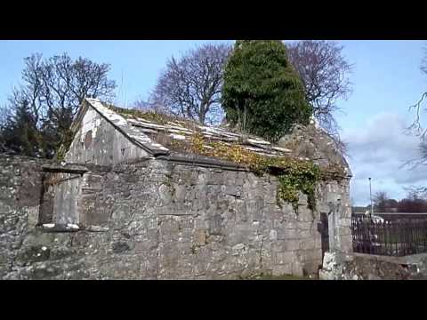 Old Dailly Kirk, South Ayrshire, Scotland - A Photographic Record