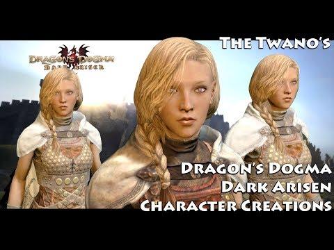 Dragon's Dogma (Dark Arisen) - Character Creation (Cute Female) #5