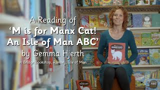 M is for Manx Cat: A reading of the children's book by Gemma Hjerth