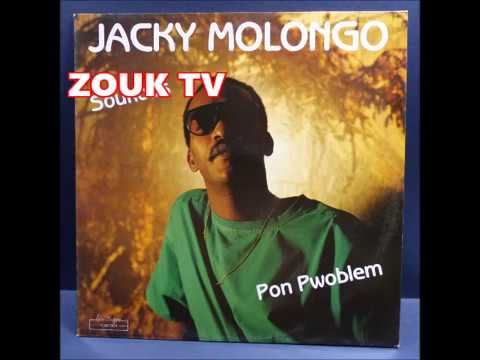 Jacky Molongo - Pon Pwoblem ( ZOUK RETRO ) 1987