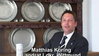 International Children Help  Landrat Matthias Köhring