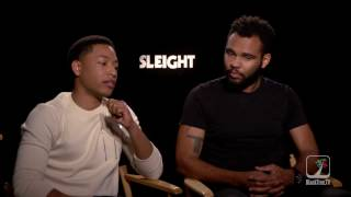 SLEIGHT with Jacob Latimore and J.D. Dillard