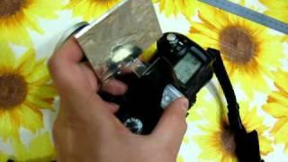 Отражатель для встроенной вспышки(, 2011-01-03T00:15:28.000Z)