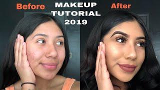 Kenia Ontiveros Makeup Review
