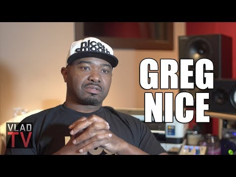 Greg Nice on Coming Up as a Beatboxer, Gives Beatbox Demonstration