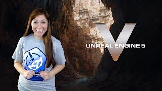 Unreal Engine 5 Tech Demo REACTION