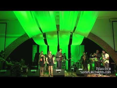 Pureza Natural  @ 2018 Panama Jazz Festival - TVJazz.tv