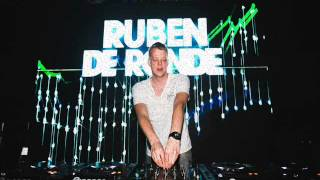 Ruben De Ronde & Danny Chen   That One Word Raneem Remix