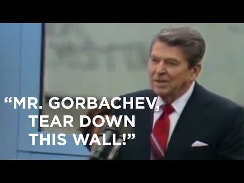 Mr. Gorbachev, tear down this wall! | The Heritage Foundation