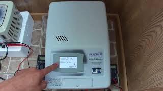 Видеообзор стабилизатора напряжения RUCELF SRW II 9000 L