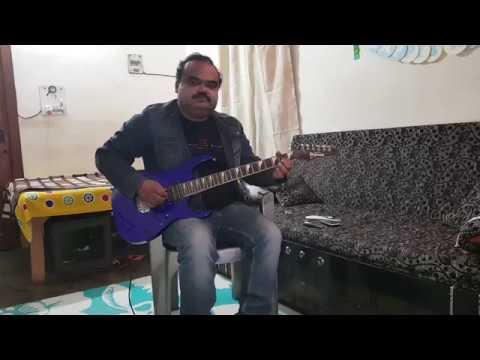 Prem Prem O Meri Dilruba (Junoon-1992) Guitar Cover / Guitar Tabs