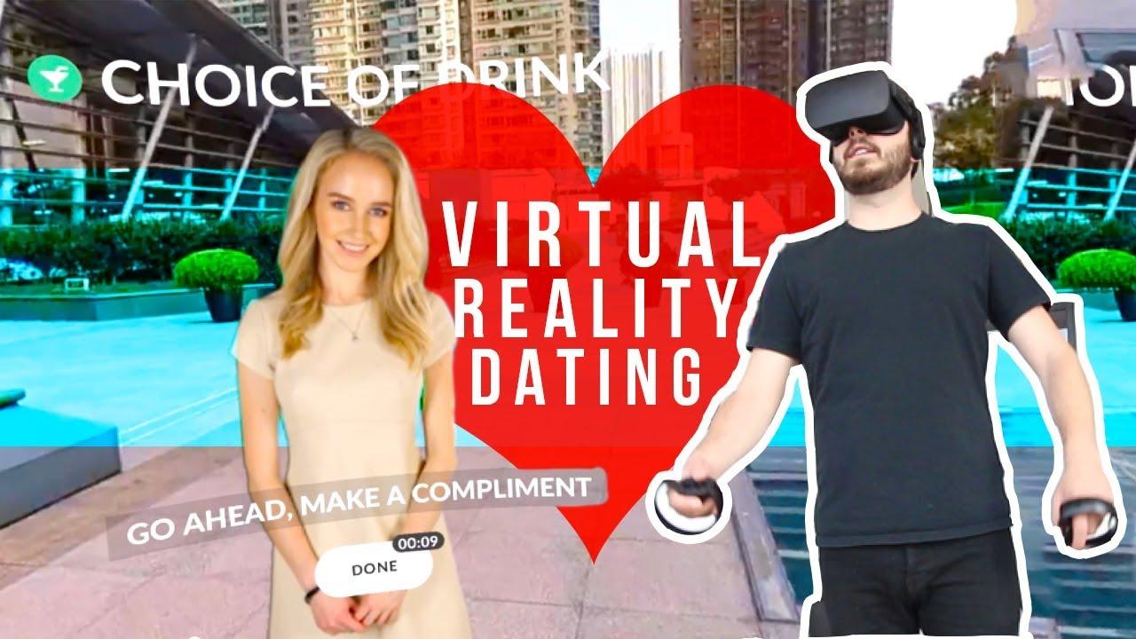 Virtuelle dating simulering