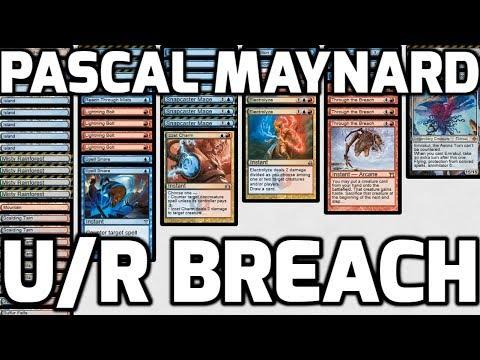 Channel PMayne - Modern U/R Breach (Deck Tech & Matches)