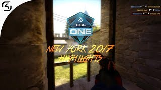 ESL One New York 2017 Highlights