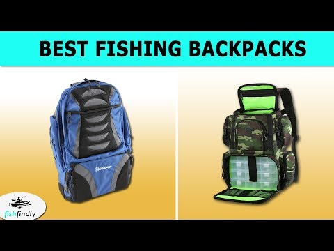 Best Fishing Backpacks In 2020 – Carry Every Essential Things For Your Fishing Trip!