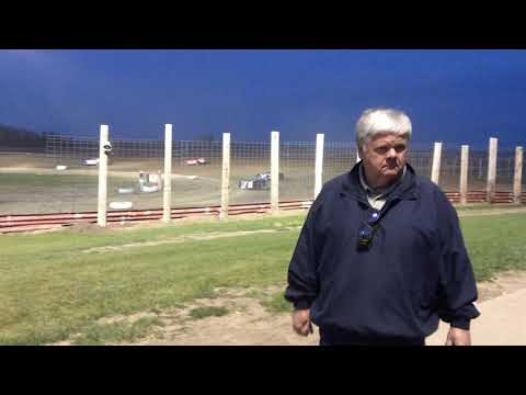 2018 May 12 Devils Lake Speedway Late model Feature