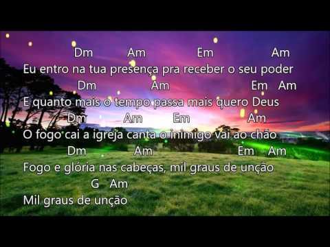 Mil Graus -  Renascer Praise  ( Cifra e Letra )