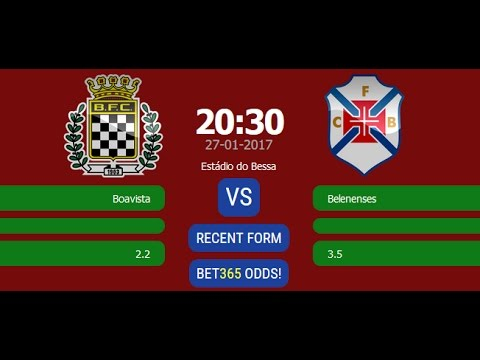 Belenenses vs boavista betting tips brandon speedway dog racing betting