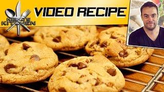 chocolate chip cookies video recipe