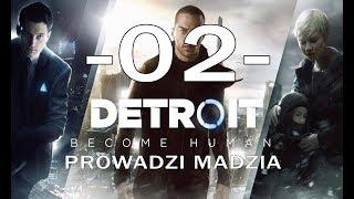 [PS4] Detroit: Become Human #02 - Sprzątanie i malowanie